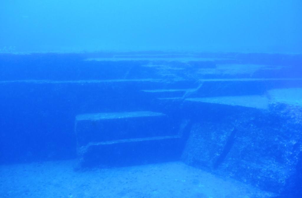 The Yonaguni Monument ...