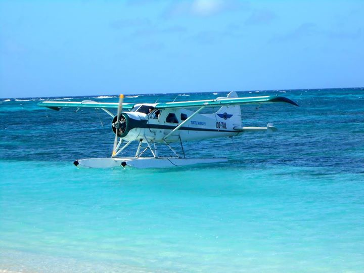 Seaplane Transfer - Viwa Island Resort